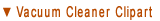 Public Domain Vacuum Cleaner Clipart