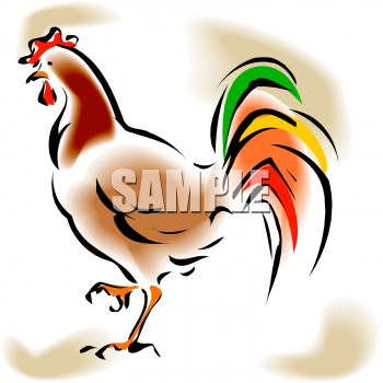 Royalty Free Chicken Clipart