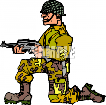 free soldier clipart. Royalty Free Soldier Clipart