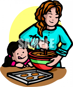 Royalty Free Mother Clip art, People Clipart