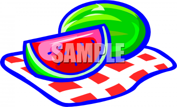 Royalty Free Picnic Clip art, Food Clipart