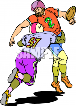 Royalty Free Football Clip art, Sport Clipart