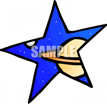 planets and stars clipart - photo #30