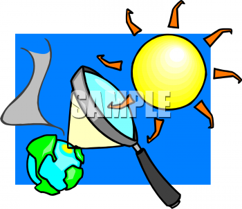 Royalty Free Earth Clip art, Astronomy Clipart