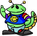 Currently popular science fiction clipart