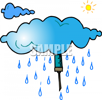 clipart of rain. Royalty Free Rain Clipart