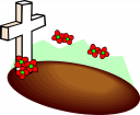 Funeral Clipart - Royalty Free Christian Clip art