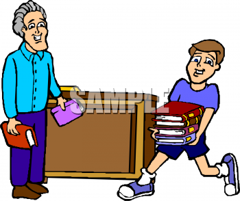 Royalty Free Teacher Clip art, Occupations Clipart