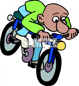 Royalty Free Bicycle Clip art, Transportation Clipart