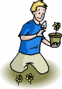 Horticulture Clipart