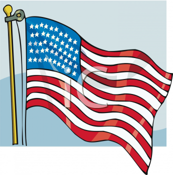 flag day clip art free. Royalty Free Flag Clipart