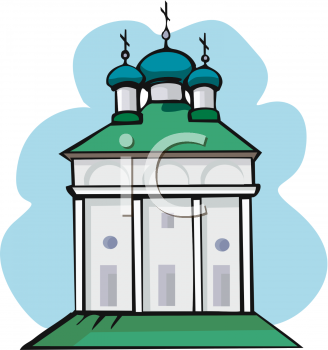 Royalty Free Synagogue Clip art, Buildings Clipart