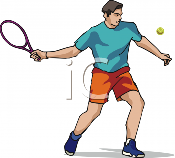 Home > Clipart > Sport > Tennis ... 131 of 230