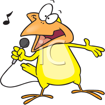 how to train canary bird to sing