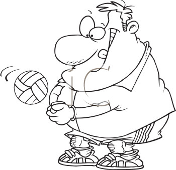 volleyball3 l tnb png on karate uniform clipart