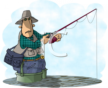 Royalty free fisherman clip art people clipart for Senior citizen fishing license