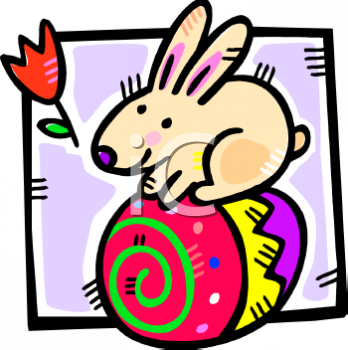 free clip art easter bunny. Easter Clipart