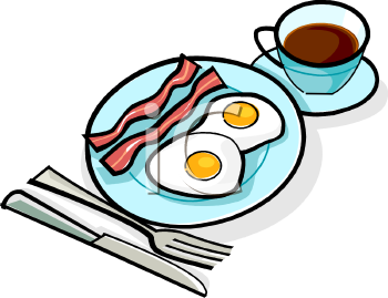 royalty free breakfast clip art  food clipart Clam Clip Art Fish Clip Art