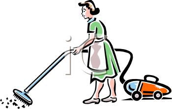 house cleaning cartoons - offthemark.com - by Mark Parisi