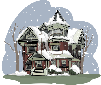 Royalty Free House Clip Art Buildings Clipart