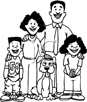 Royalty Free Children Clip art, People Clipart
