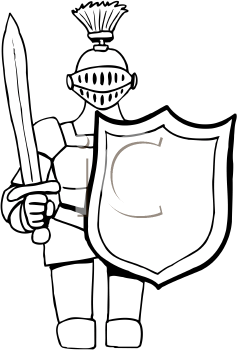 how to draw a armour suit easy