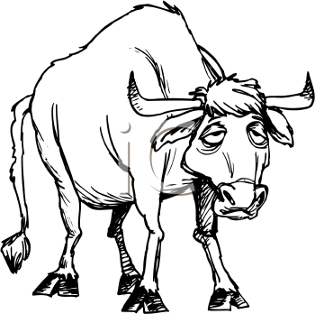 Free Clip Art Cow. Royalty Free Cow Clipart