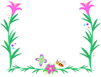 Royalty Free Lily Clip art, Flower Clipart