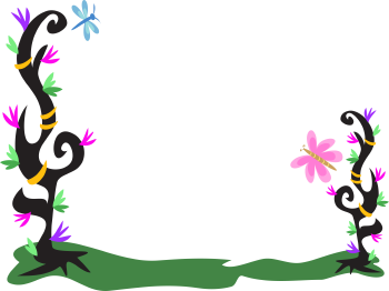 Nature Picture Frames on Royalty Free Blossom Clip Art  Flower Clipart