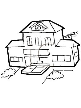 Royalty Free Architecture Cartoon Clip art, Architecture ...