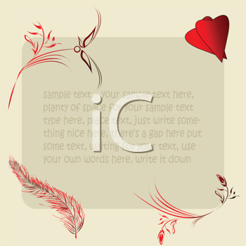 Clip Art Valentines Day Borders. Valentines Day Clipart