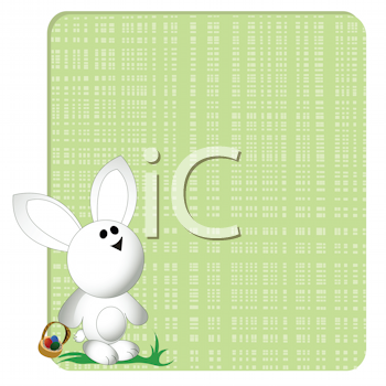 free happy easter clip art. Flower Clipart