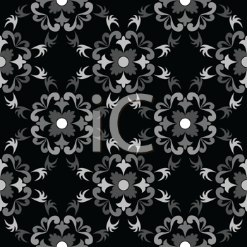 flower clip art black and white. lack and white flower clip