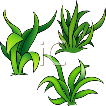 Royalty Free Grass Clip art, Grass and Tree Clipart