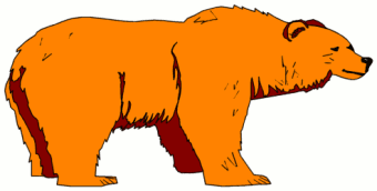 Free Brown Bear Clipart