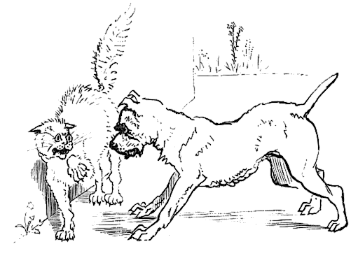 Free Dog Coloring Page Clipart