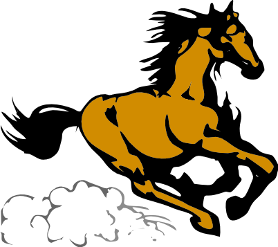 Free Mustang Clipart