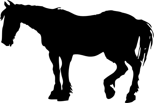 Free Horse Silhouette Clipart