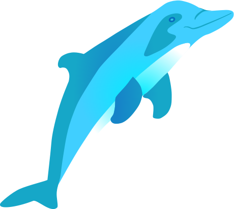 Free Dolphin Clipart