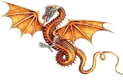 Free Dragon Clipart