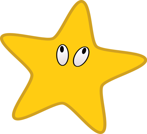Free Star Clipart