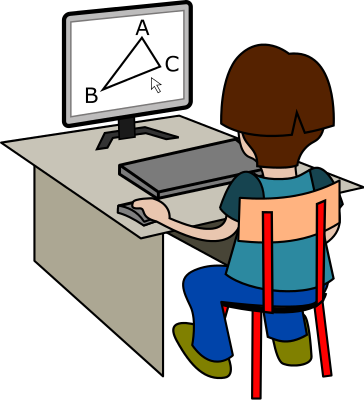 Free Computer Workstation Clipart