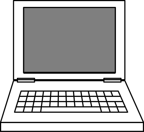Free Laptop Clipart