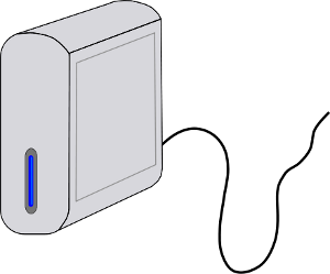 Free Computer Drive Clipart