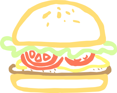 Free Fast Food Clipart, 2 pages of Public Domain Clip Art