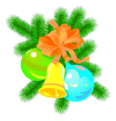 Free Christmas Bells Clipart