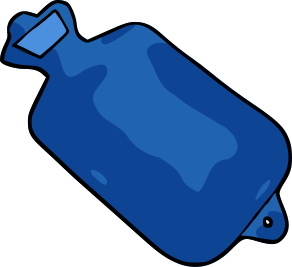 Free Hot Water Bottle Clipart