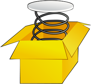 Free Storage Box Clipart