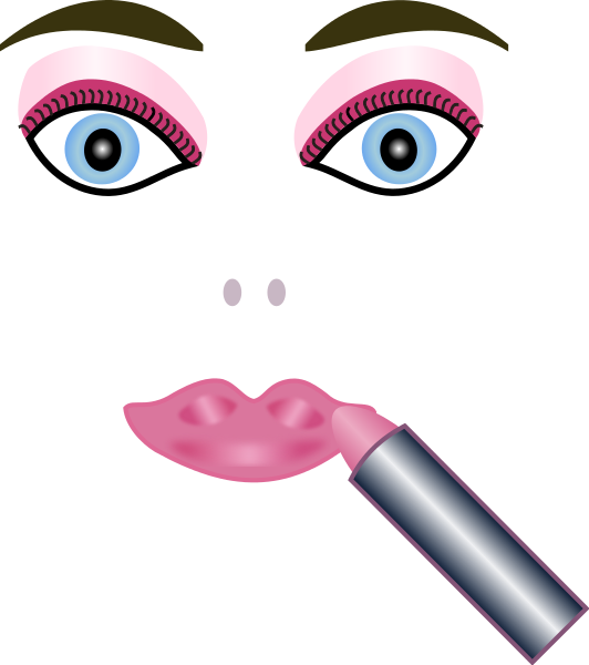 Free Cosmetics Clipart