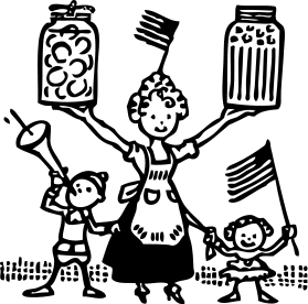 Free Canning Clipart